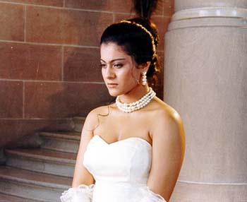 kajol - kajol the returned evergreen heroine