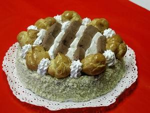 Cake - Cake, saint honorè