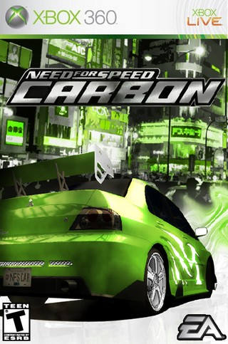 nfscarbon - needforspeed carbon unleashed