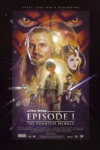 star wars episode 1 - the first chronology star wars