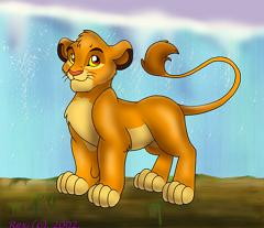 SIMBA LIONB KING..movie - simba lionb king