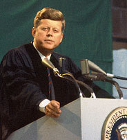 jfk  1917-1963 - John Fitzgerald Kennedy was the 35th President of the United States of America.