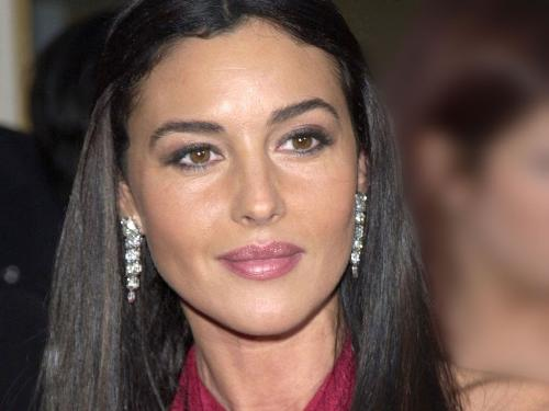 monica bellucci - monica bellucci the most beautifill italian actress