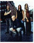 "an english band - its an english band named "" disturbed "" ONe of ma favourite band