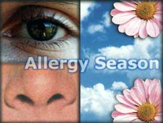 Allergy season - Most of the people have suffer from allergy during winter season. This is due to the above discussion that wearing rough fabric such as wool.