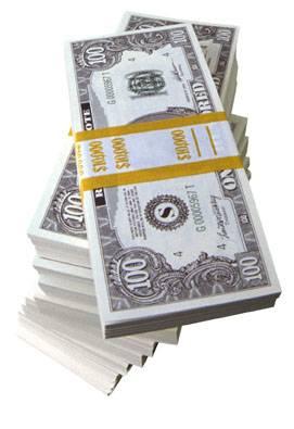 money - money I want money money money.