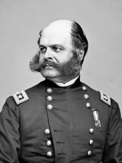 General  ambrose burnside - General ambrose burnside