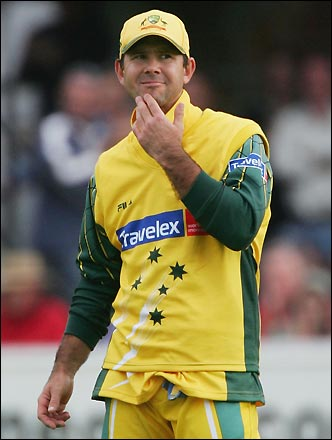 Ricky ponting - Best cricketer at present in world cricket.