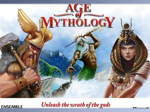Age of mythology - AOM Is the Best I Have played