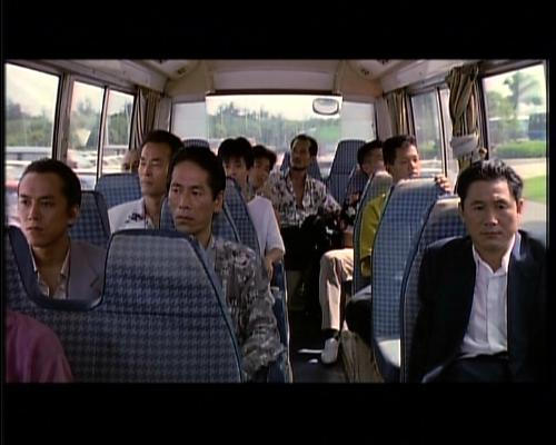 Takeshi Kitano and friends going for a nice holida - Public Transport - a viable alternative to cars?