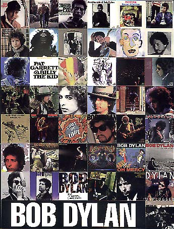 Bob Dylan overview - A little overview from his albums and singles.