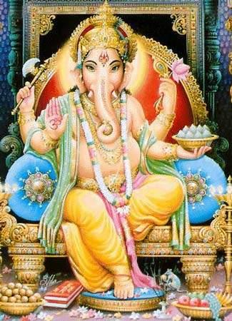A Blessing - Shri Ganesh Ji
