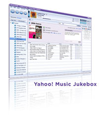 Yahoo Juke box 2.0.2 - Yahoo juke box preview.