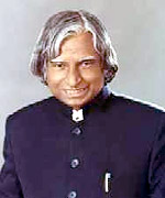 abdul kalam  - do like to see abdul kalam as a sintist? or president of india ?
