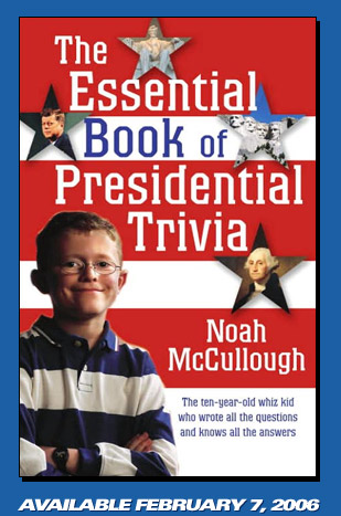 Noah for President 2032 - Check out Noah McCullough...child prodigy.