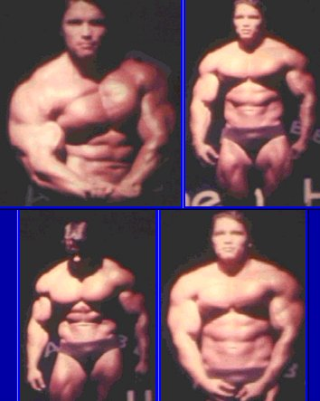 Arnold offseason - This is Arnold in offseason ! VEEERY BIG !