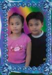 My angels!! - They are my two beautiful angels. I love them so much!!