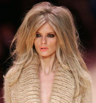 Blondy - A blond girl