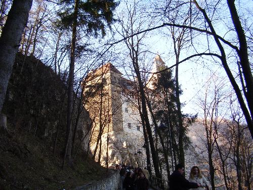 bran castel! - isn't it lovely?it is one of the most interesting place from my country!it is so nice inside!what is your opinion?