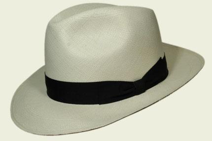 Real Montecristi Panama Hat - I like the Real Montecristi Panama Hat