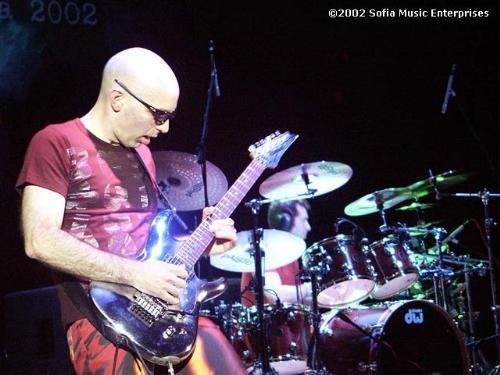 Joe Satriani - .