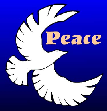 Peace - A dove symbol of peace