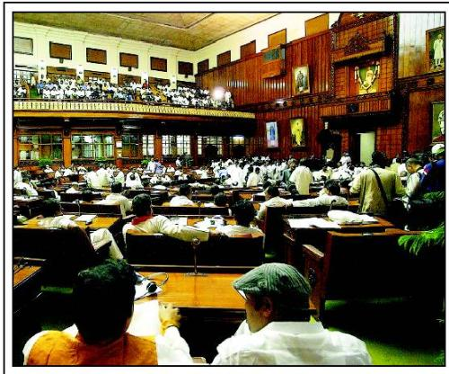 Democracy - Are our rulers interested in Discussions in Legislature ?