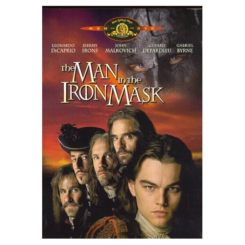Man In The Iron Mask - Poster for Man Im The Iron Mask