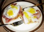 eggs - poached