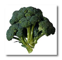 Broccoli - Broccoli... try it in a salad!