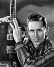 The Country Gentleman - Chet Atkins, welcome back to Gretsch where you belong.