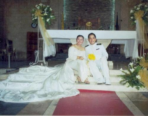 in sickness and in health.... - photo for wedding