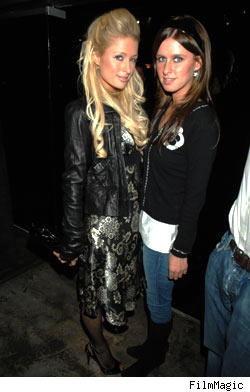 Paris & Nicky - Paris and Nicky Hilton