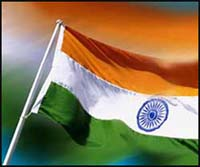 Indian Flag - Happy Republic Day!