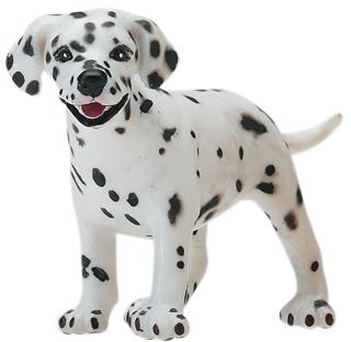 cute pup - a cute dalmation pup