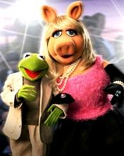 kermit - kermit the frog & miss piggy