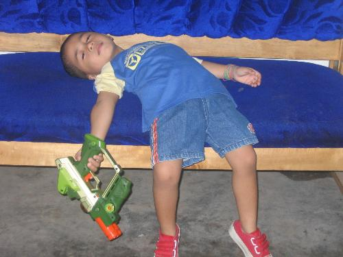 My Youngest Son - Miko James 3 years old!My youngest son!
