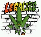 Legalize It - A picture depecting the legalization of marijuana.