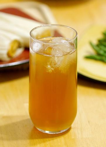 Iced Tea - a cool beverage for any season