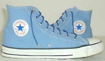 Chucks - Light Blue Chuck TaylorS!
