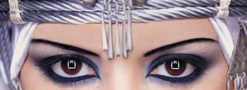 eyes - which heroine eyes are beautiful?