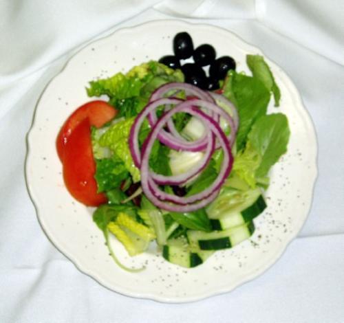 Garden Salad - The salad I love.