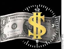 time = money - time is money