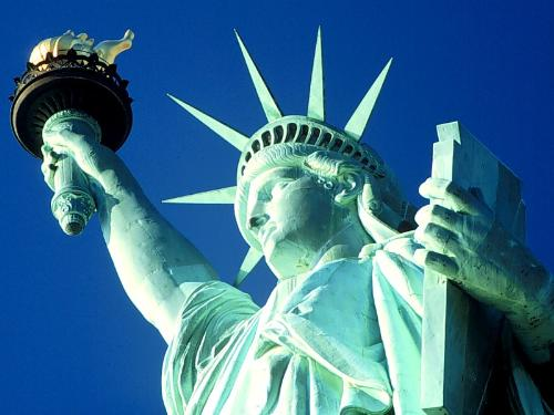 statue of liberty - satue of liberty...looking nice