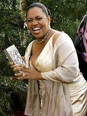 Chandra Wilson - Chandra Wilson's Shout Out to Isaiah