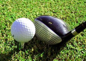 outdoor games - golf