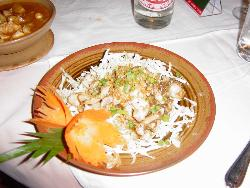 Thai Food - Pad Thai is great, even though it was invented in Brookly!