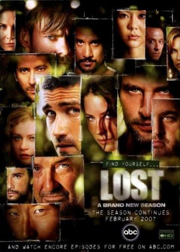 lost - lost series