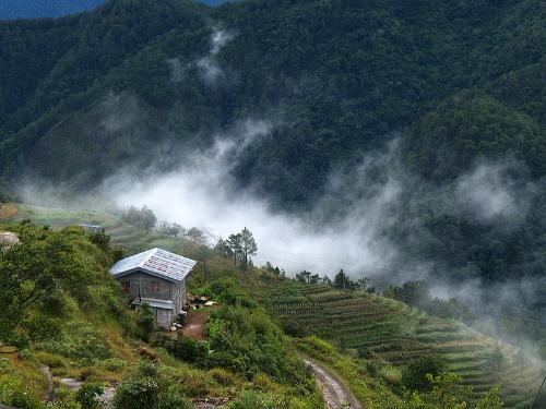 Baguio City, Philippines - Baguio City. Summer Capital of the Philippines located on the Northern side of the country.