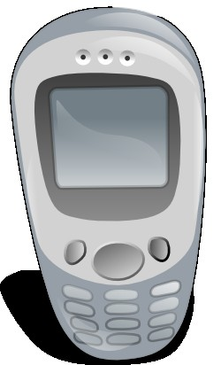 mobile - png image